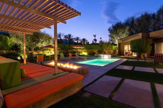 1170 E Paseo El Mirador, Palm Springs, CA 92262 (MLS #219048574) :: The John Jay Group - Bennion Deville Homes