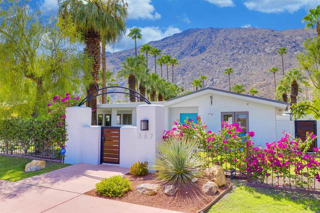 367 S Cahuilla Road, Palm Springs, CA 92262 (MLS #219048720) :: Brad Schmett Real Estate Group