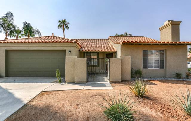 69315 Las Begonias, Cathedral City, CA 92234 (MLS #219049298) :: The John Jay Group - Bennion Deville Homes