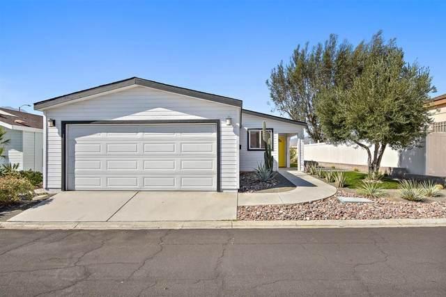 15300 N Palm Drive #258, Desert Hot Springs, CA 92240 (MLS #219050090) :: Mark Wise | Bennion Deville Homes