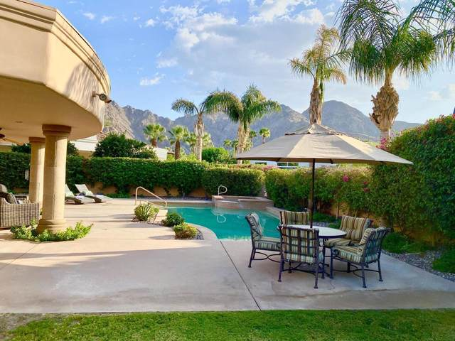 45483 Espinazo Street, Indian Wells, CA 92210 (MLS #219050115) :: The John Jay Group - Bennion Deville Homes