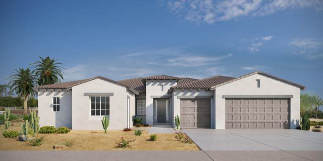 81826 Thoroughbred Trail, La Quinta, CA 92253 (MLS #219050151) :: Zwemmer Realty Group