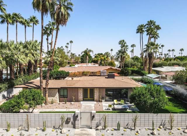 372 S Monte Vista Drive, Palm Springs, CA 92262 (MLS #219050257) :: The Jelmberg Team
