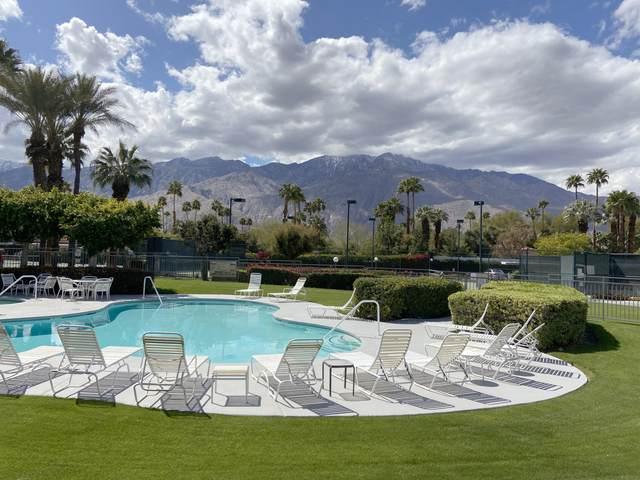 401 S El Cielo Rd, Palm Springs, CA 92262 (MLS #219052384) :: The Jelmberg Team