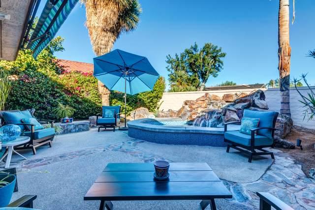 14 Mcgill Drive, Rancho Mirage, CA 92270 (MLS #219052410) :: The Jelmberg Team