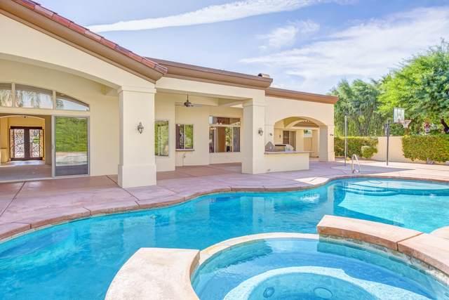 16 Villaggio Place, Rancho Mirage, CA 92270 (MLS #219052707) :: The Jelmberg Team