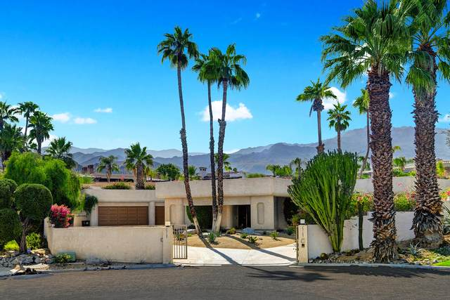 73165 Irontree Drive, Palm Desert, CA 92260 (MLS #219052844) :: The Jelmberg Team