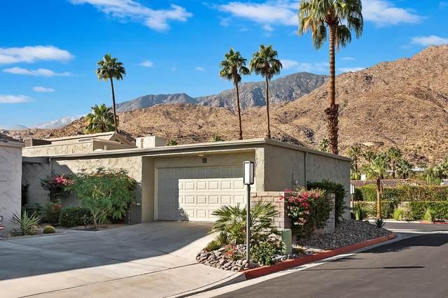 103 E Via Huerto, Palm Springs, CA 92264 (MLS #219052979) :: The Jelmberg Team