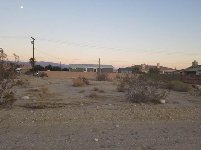 0 Desert Park Drive, Thousand Palms, CA 92276 (MLS #219055938) :: Hacienda Agency Inc