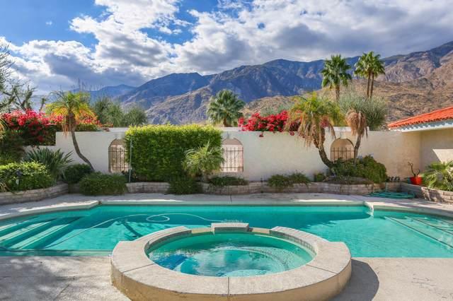 2508 S Calle Palo Fierro, Palm Springs, CA 92264 (#219055960) :: The Pratt Group