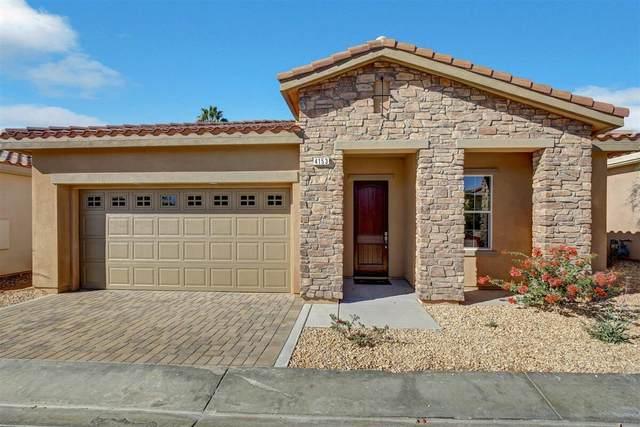 4153 Via Carrara, Palm Desert, CA 92260 (MLS #219056128) :: Hacienda Agency Inc