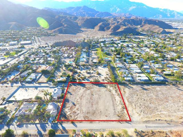 01 Peterson Road, Rancho Mirage, CA 92270 (MLS #219060155) :: The John Jay Group - Bennion Deville Homes