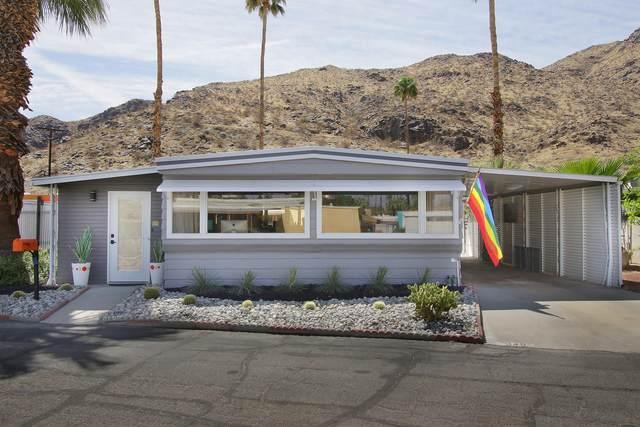 145 Camarillo Street, Palm Springs, CA 92264 (MLS #219060389) :: The Jelmberg Team
