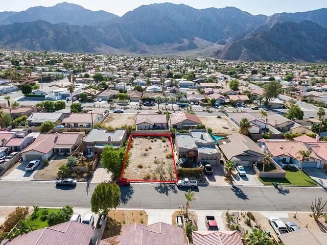 0 Avenida Martinez, La Quinta, CA 92253 (MLS #219064168) :: Hacienda Agency Inc