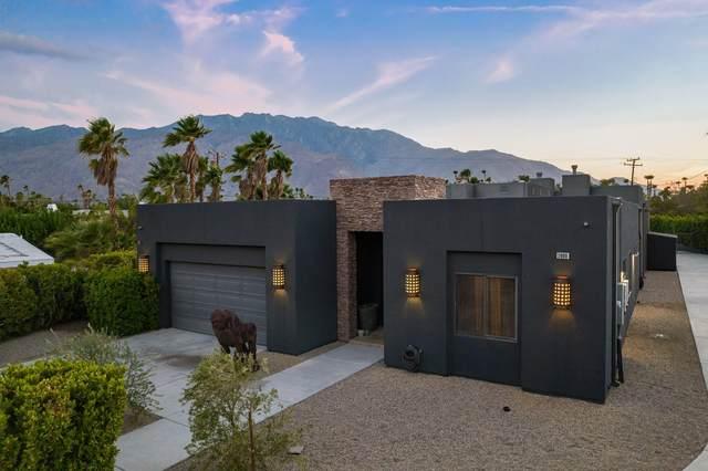 2600 E Vincentia Road, Palm Springs, CA 92262 (MLS #219064345) :: Brad Schmett Real Estate Group