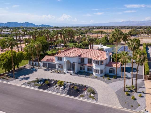 81900 Mountain View Lane, La Quinta, CA 92253 (#219064543) :: The Pratt Group