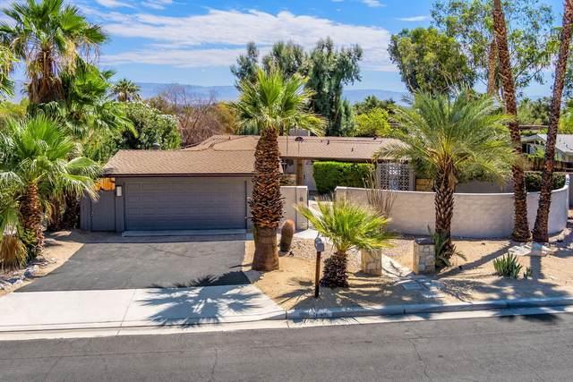 71810 San Gorgonio Road, Rancho Mirage, CA 92270 (MLS #219064588) :: Brad Schmett Real Estate Group