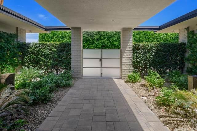 71353 Country Club Drive, Rancho Mirage, CA 92270 (MLS #219064622) :: The Sandi Phillips Team