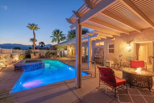 64355 Silver Star Avenue, Desert Hot Springs, CA 92240 (#219065417) :: The Pratt Group
