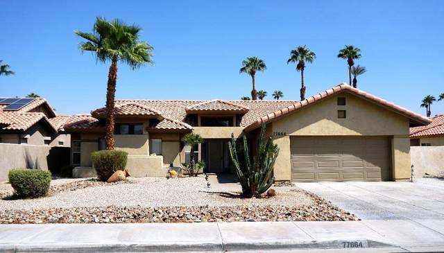 77664 Barons Circle, Palm Desert, CA 92211 (MLS #219066740) :: KUD Properties