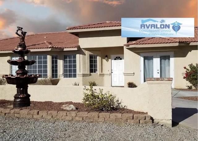 378 W Cortez Road, Palm Springs, CA 92262 (#219067802) :: The Pratt Group
