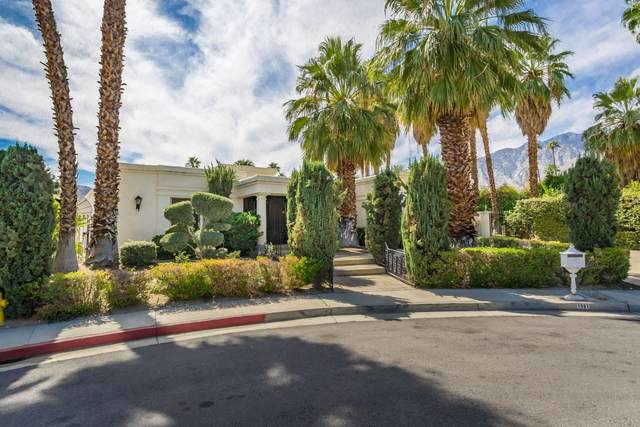 1591 S San Mateo Drive, Palm Springs, CA 92264 (MLS #219068344) :: Lisa Angell