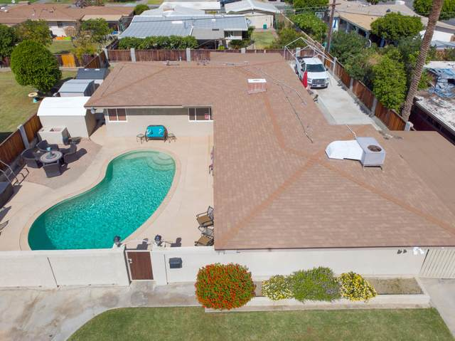 81474 Francis Avenue, Indio, CA 92201 (MLS #219069099) :: The John Jay Group - Bennion Deville Homes