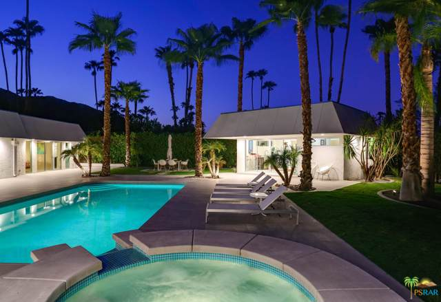 670 N Rose Avenue, Palm Springs, CA 92262 (#19501490) :: The Pratt Group