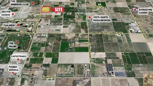 0 28.2 Ac Avenue 54 & Monroe, Thermal, CA 92274 (MLS #213001760) :: The Sandi Phillips Team