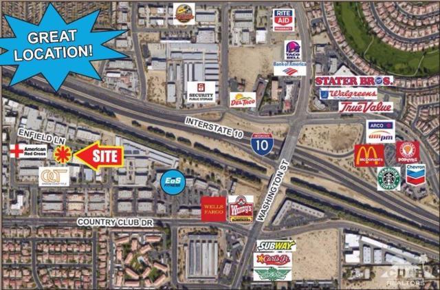 0 Enfield Lane, Palm Desert, CA 92211 (MLS #217007942) :: Brad Schmett Real Estate Group
