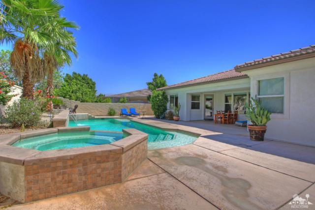 135 Bellini Way, Palm Desert, CA 92211 (MLS #218001714) :: The John Jay Group - Bennion Deville Homes