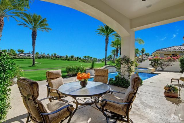 76156 Via Firenze, Indian Wells, CA 92210 (MLS #218009556) :: The John Jay Group - Bennion Deville Homes
