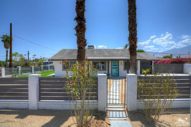 4283 E Calle San Antonio, Palm Springs, CA 92264 (MLS #218020310) :: Team Wasserman