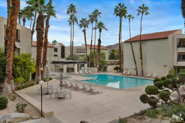 1500 S Camino Real 204A, Palm Springs, CA 92264 (MLS #218034198) :: The John Jay Group - Bennion Deville Homes