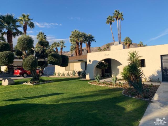 45625 Verba Santa Drive, Palm Desert, CA 92260 (MLS #218035734) :: The Sandi Phillips Team