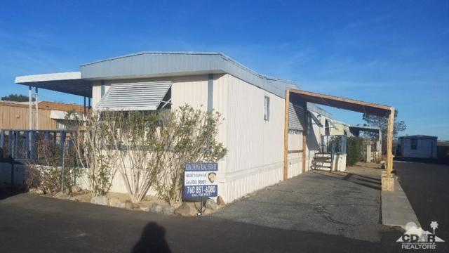 6161 Ocotillo Ave, 29 Palms, CA 92277 (MLS #219000285) :: Hacienda Group Inc