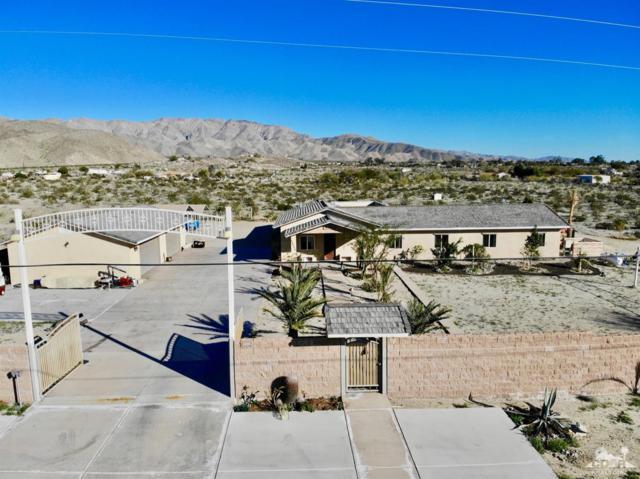 28300 Hotwell Road, Desert Hot Springs, CA 92241 (MLS #219001615) :: The Jelmberg Team