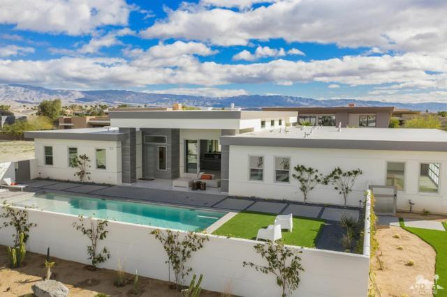 5 Siena Vista Court, Rancho Mirage, CA 92270 (MLS #219002073) :: The John Jay Group - Bennion Deville Homes