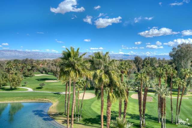 900 Island Drive #701, Rancho Mirage, CA 92270 (MLS #219003239) :: The John Jay Group - Bennion Deville Homes