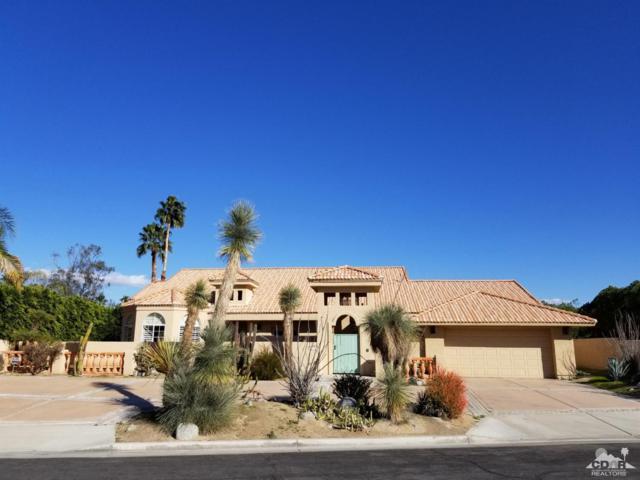 70911 Windsor Circle, Rancho Mirage, CA 92270 (MLS #219004065) :: Brad Schmett Real Estate Group