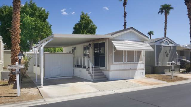 84136 Avenue 44 #107 #107, Indio, CA 92203 (MLS #219024485) :: The Sandi Phillips Team