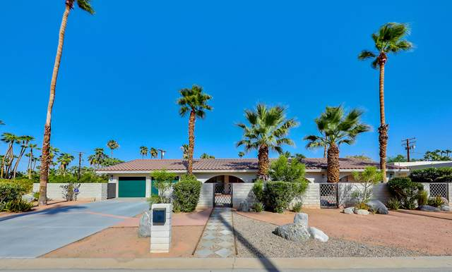 1970 S Joshua Tree Place, Palm Springs, CA 92264 (MLS #219031702) :: The Sandi Phillips Team