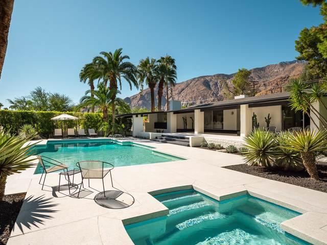 572 W Santa Elena Road, Palm Springs, CA 92262 (MLS #219033009) :: The Sandi Phillips Team