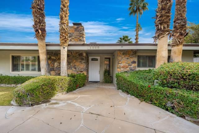 1960 S Ana Maria Way, Palm Springs, CA 92264 (MLS #219034925) :: The Sandi Phillips Team