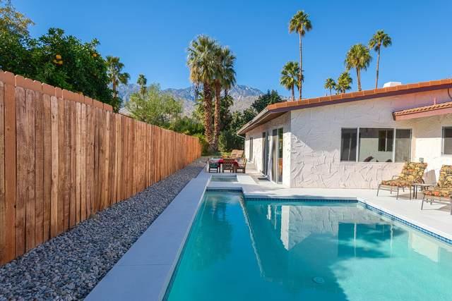 3105 Cambridge Court, Palm Springs, CA 92264 (#219038233) :: The Pratt Group