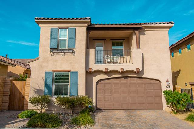 434 Wandering Way, Palm Springs, CA 92262 (MLS #219039005) :: The John Jay Group - Bennion Deville Homes