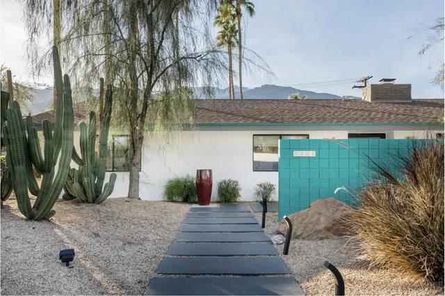 1441 Manzanita Avenue, Palm Springs, CA 92264 (MLS #219046220) :: The John Jay Group - Bennion Deville Homes
