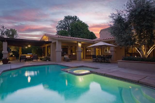 71205 N Thunderbird Terrace, Rancho Mirage, CA 92270 (MLS #219047419) :: The Jelmberg Team