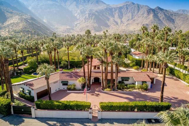 735 N Prescott Drive, Palm Springs, CA 92262 (MLS #219048069) :: Mark Wise | Bennion Deville Homes