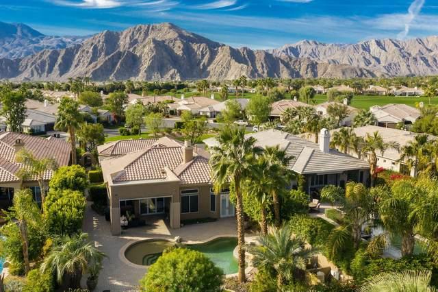 80350 Via Castellana, La Quinta, CA 92253 (MLS #219048626) :: The John Jay Group - Bennion Deville Homes